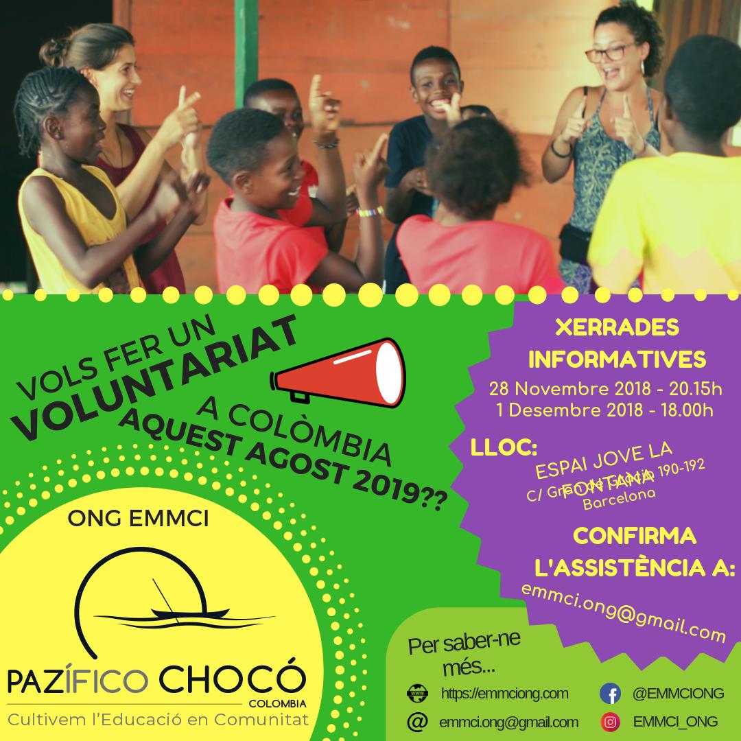 Xerrades info PAZífico Chocó'19_INSTA